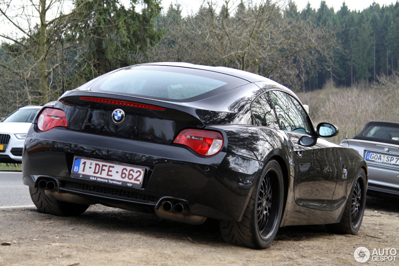 Bmw Z4 M Coup 233 11 April 2014 Autogespot
