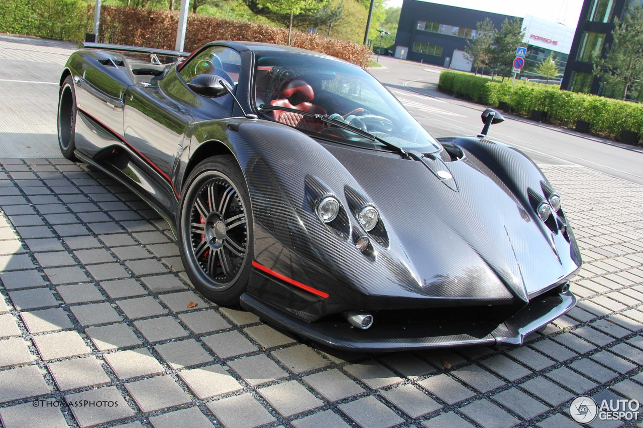pagani zonda c12 f roadster 12 april 2014 autogespot. Black Bedroom Furniture Sets. Home Design Ideas