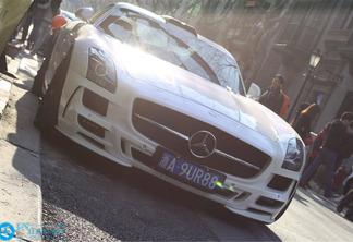 Mercedes-Benz SLS AMG MEC Design