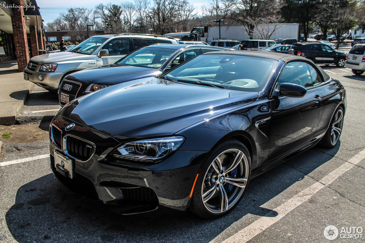 Bmw M6 F12 Cabriolet 13 April 2014 Autogespot