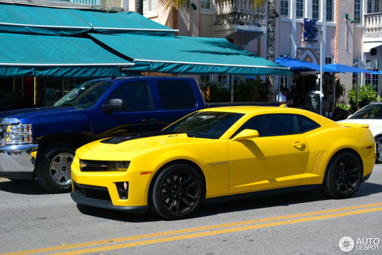Chevrolet Camaro Zl1 13 April 2014 Autogespot