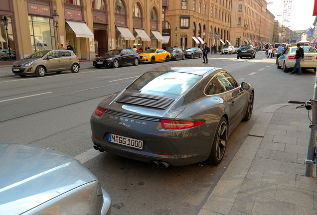 Porsche 991 50th Anniversary Edition