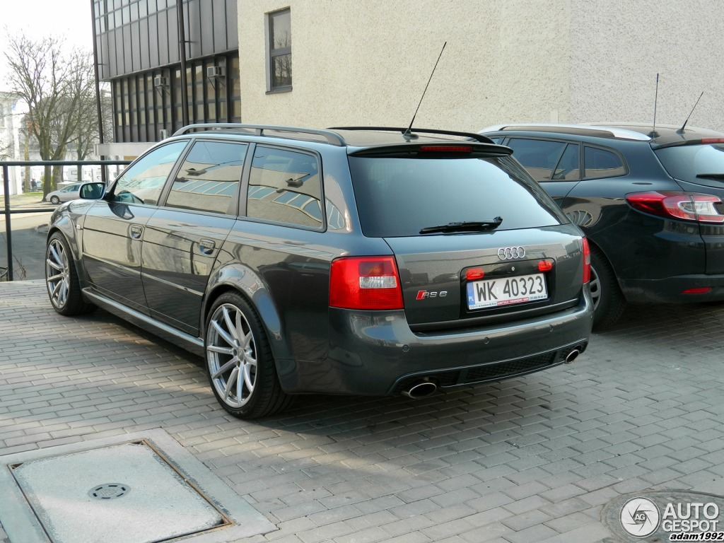 Audi RS6 Avant C5 - 14 April 2014 - Autogespot