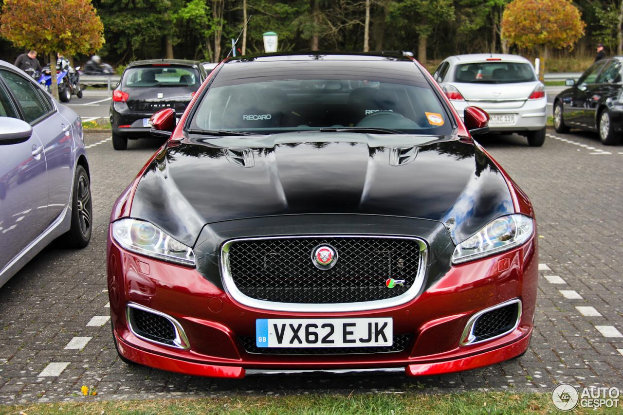 Jaguar XJR 2013 - 14 April 2014 - Autogespot  Jaguar XJR 2013...