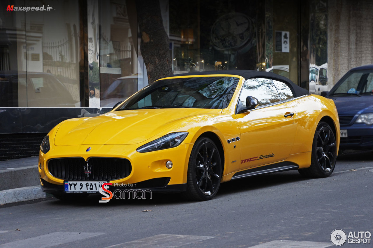 Maserati GranCabrio Sport - 14 April 2014 - Autogespot