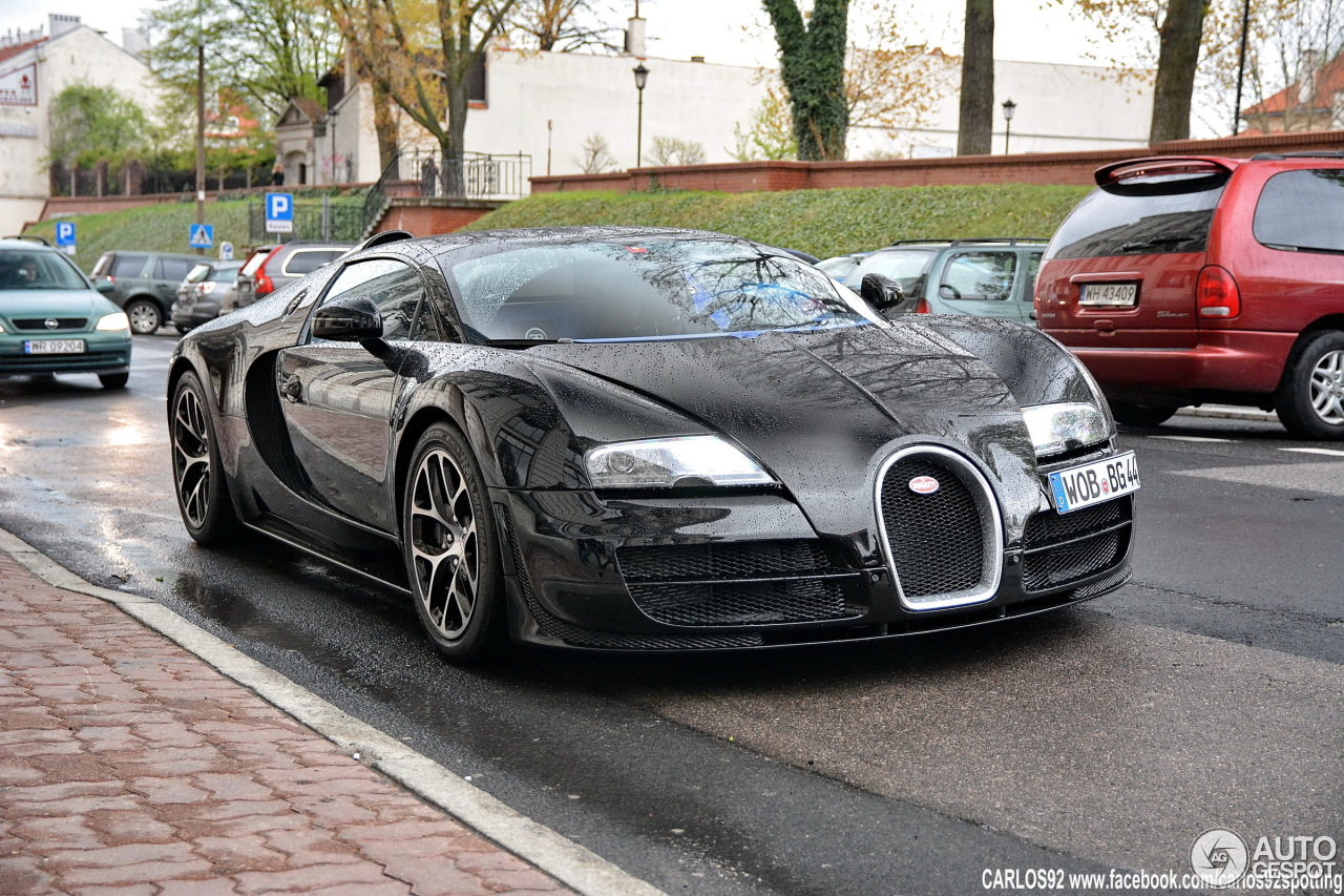 bugatti veyron 16 4 grand sport vitesse 15 april 2014 autogespot. Black Bedroom Furniture Sets. Home Design Ideas