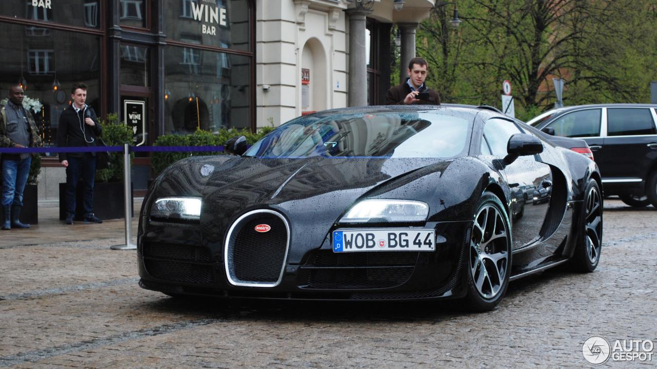 bugatti veyron 16 4 grand sport vitesse 15 april 2014 autogespot. Black Bedroom Furniture Sets. Home Design Ideas