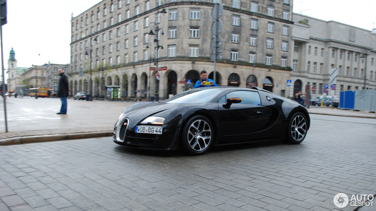 bugatti veyron 16 4 grand sport vitesse 15 kwiecie 2014. Black Bedroom Furniture Sets. Home Design Ideas