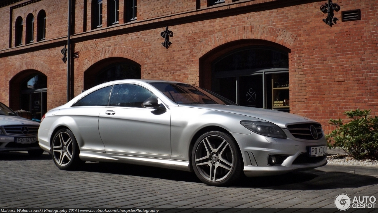 mercedes benz cl 63 amg c216 16 april 2014 autogespot. Black Bedroom Furniture Sets. Home Design Ideas