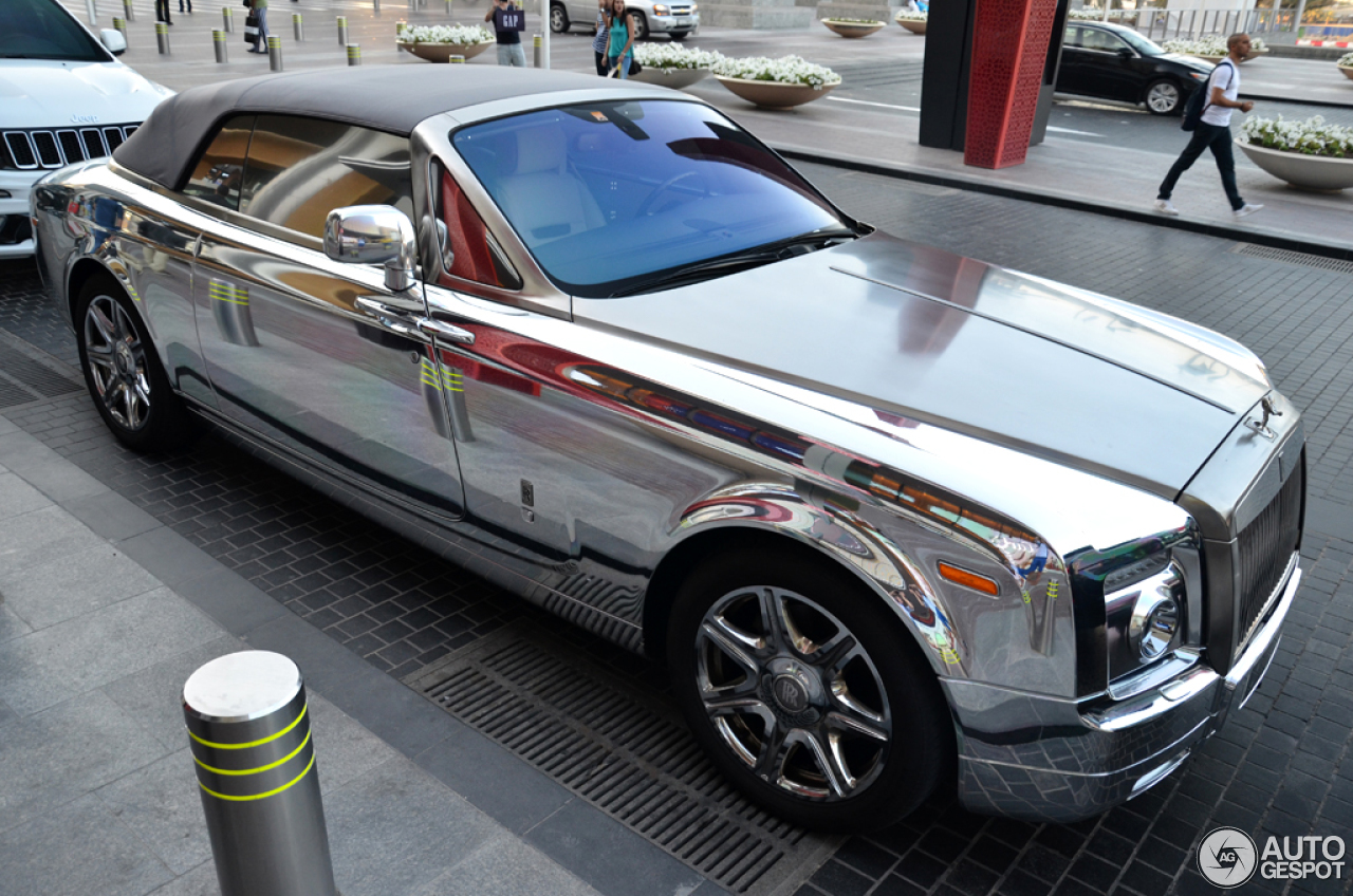 Rolls Royce Phantom Drophead Coup 233 16 April 2014