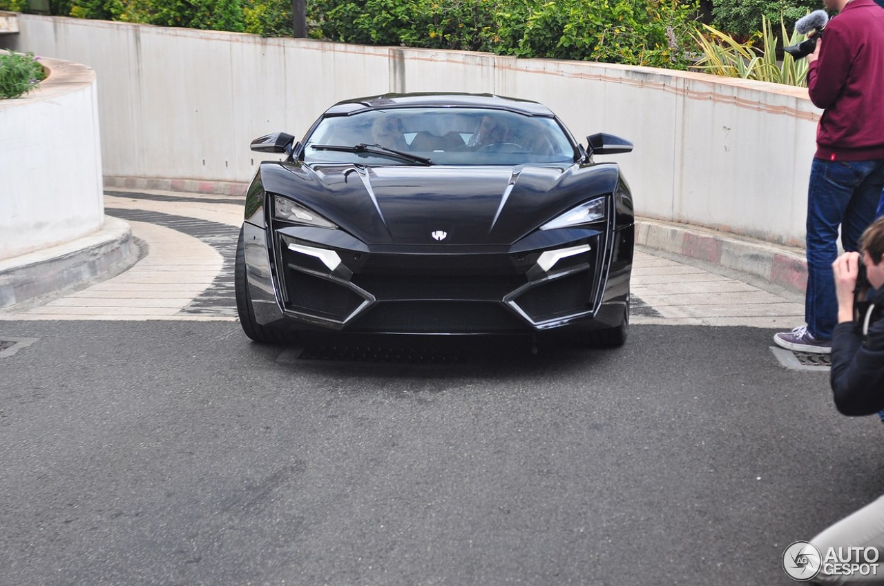 w motors lykan hypersport 16 april 2014 autogespot. Black Bedroom Furniture Sets. Home Design Ideas