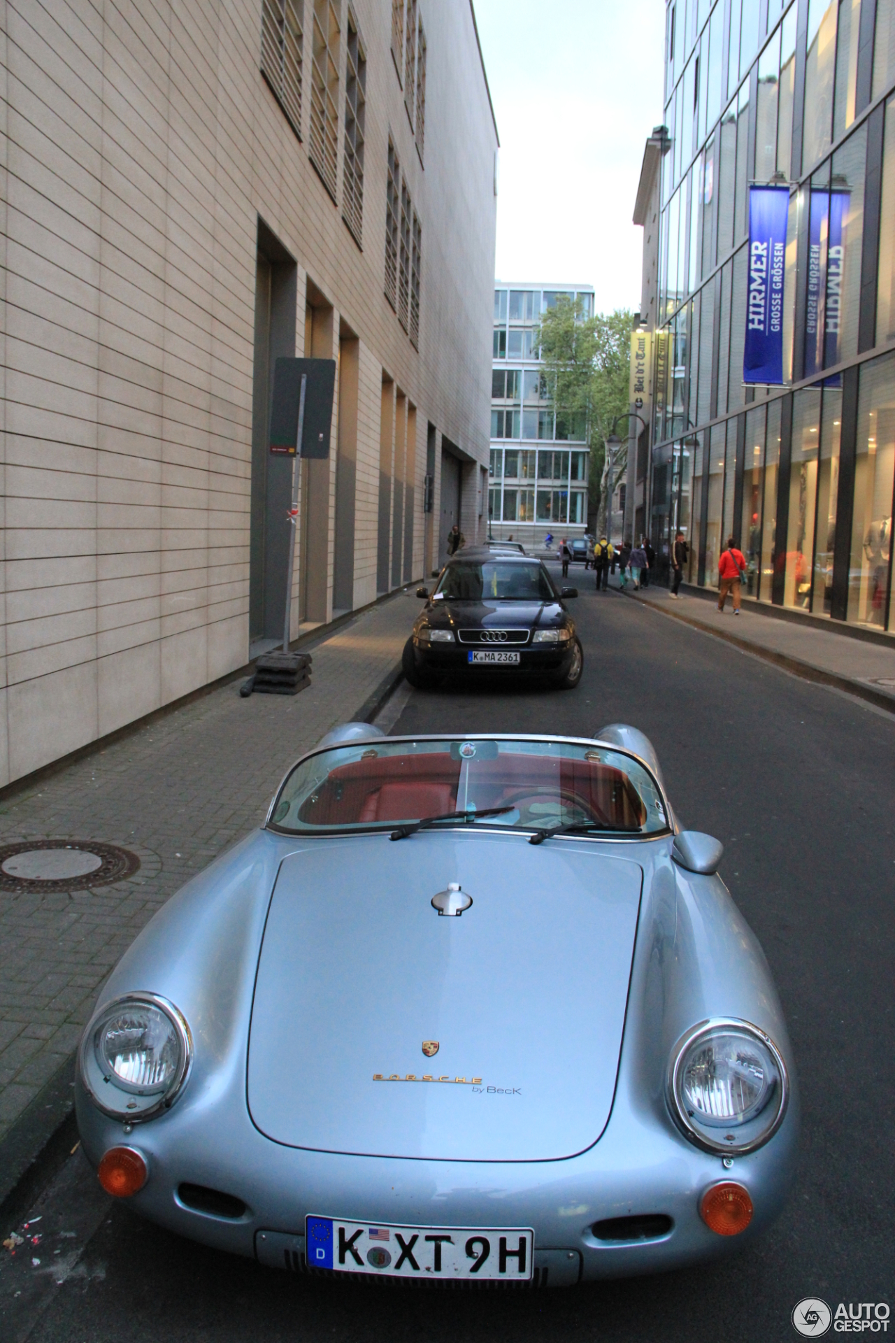 4 i porsche 550 spyder 4 - Porsche Spyder 550 2014