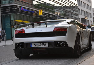 Lamborghini Gallardo LP560-4 BF Performance