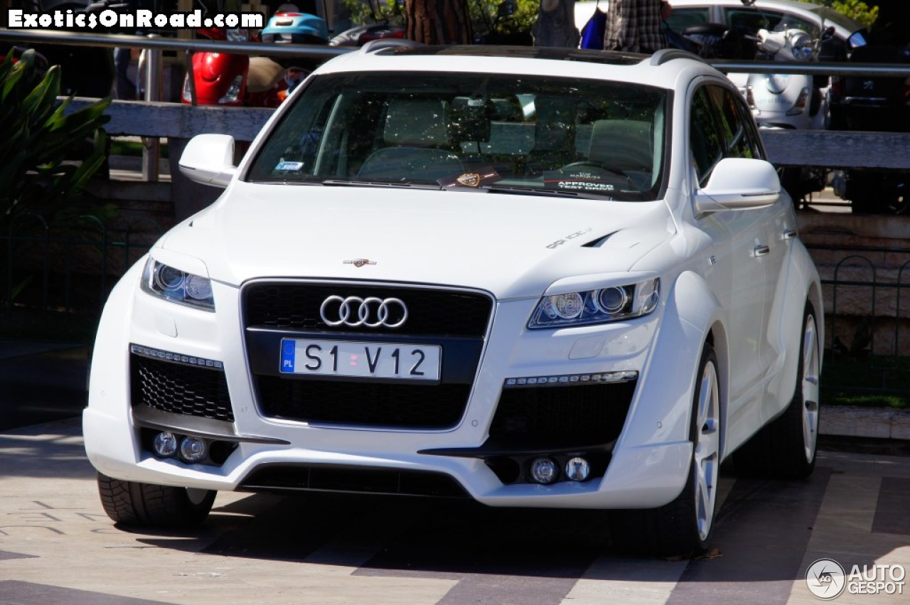 Audi Q7 V12 TDI PPI ICE GT - 18 April 2014 - Auspot