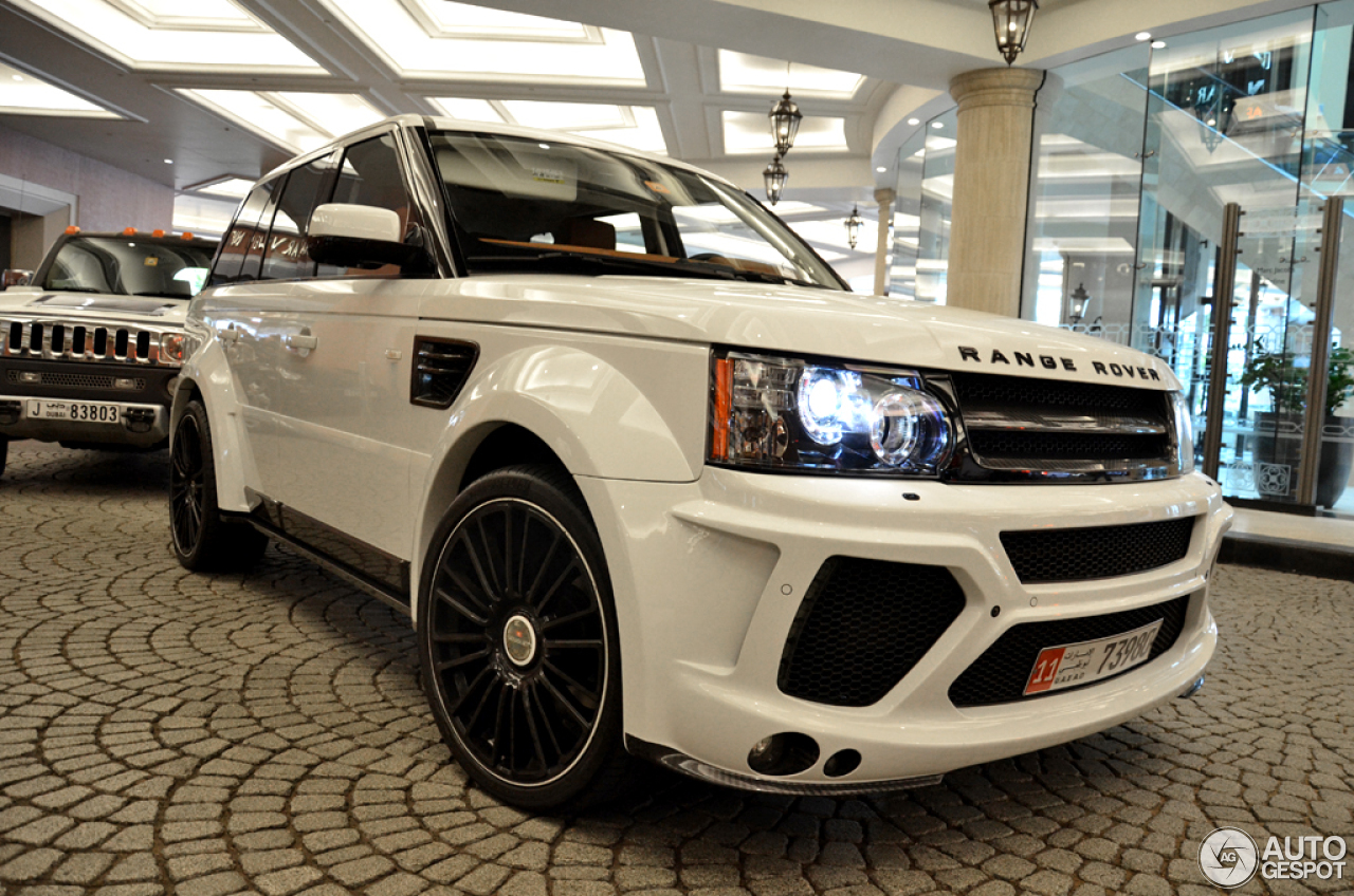 land rover mansory range rover sport 18 april 2014 autogespot. Black Bedroom Furniture Sets. Home Design Ideas