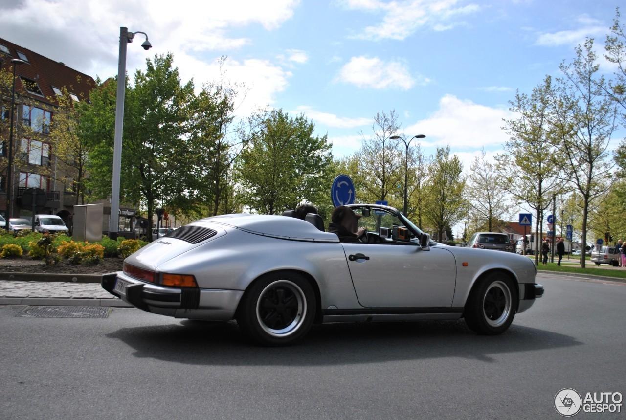 Porsche 930 Speedster 18 April 2014 Autogespot