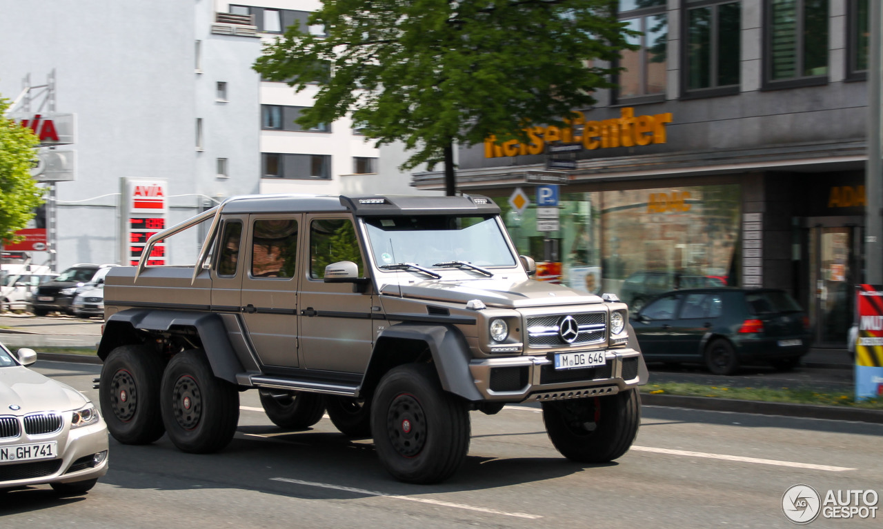 Mercedes benz g 63 amg 6x6 19 april 2014 autogespot for Mercedes benz amg 6 3