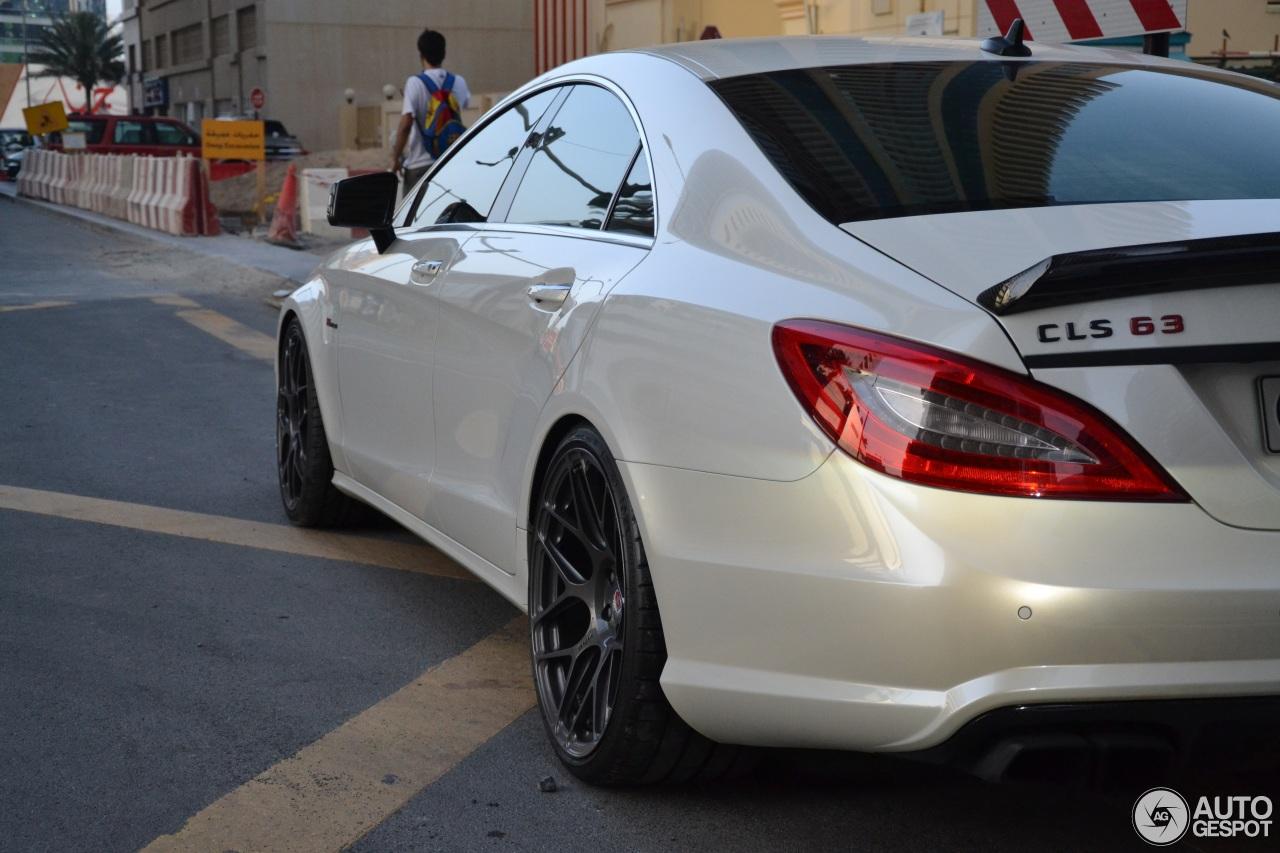 Mercedes Benz Weistec Cls 63 Amg C218 19 April 2014