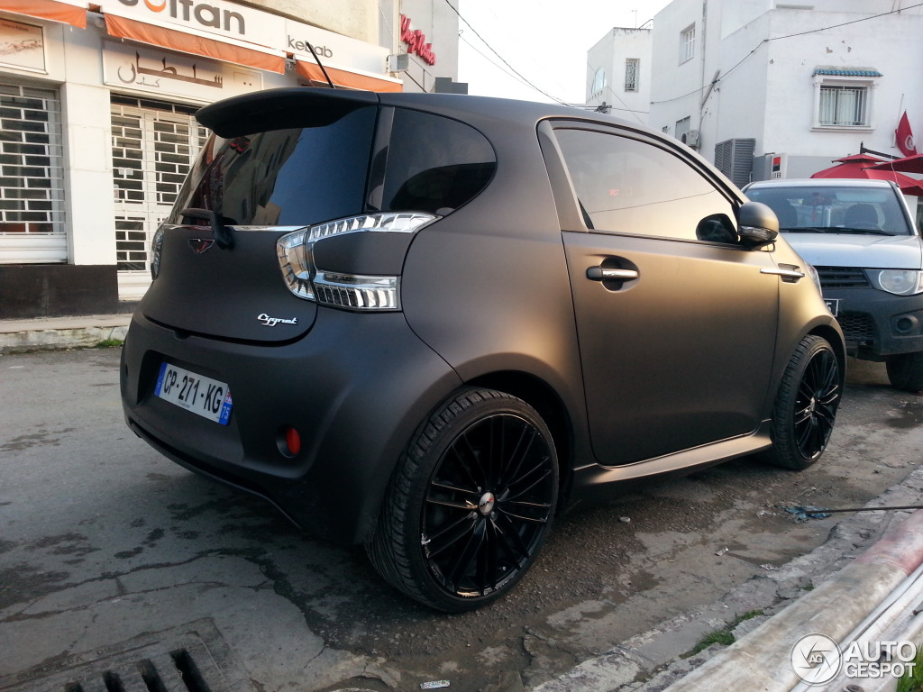 aston martin cygnet 20 april 2014 autogespot. Black Bedroom Furniture Sets. Home Design Ideas