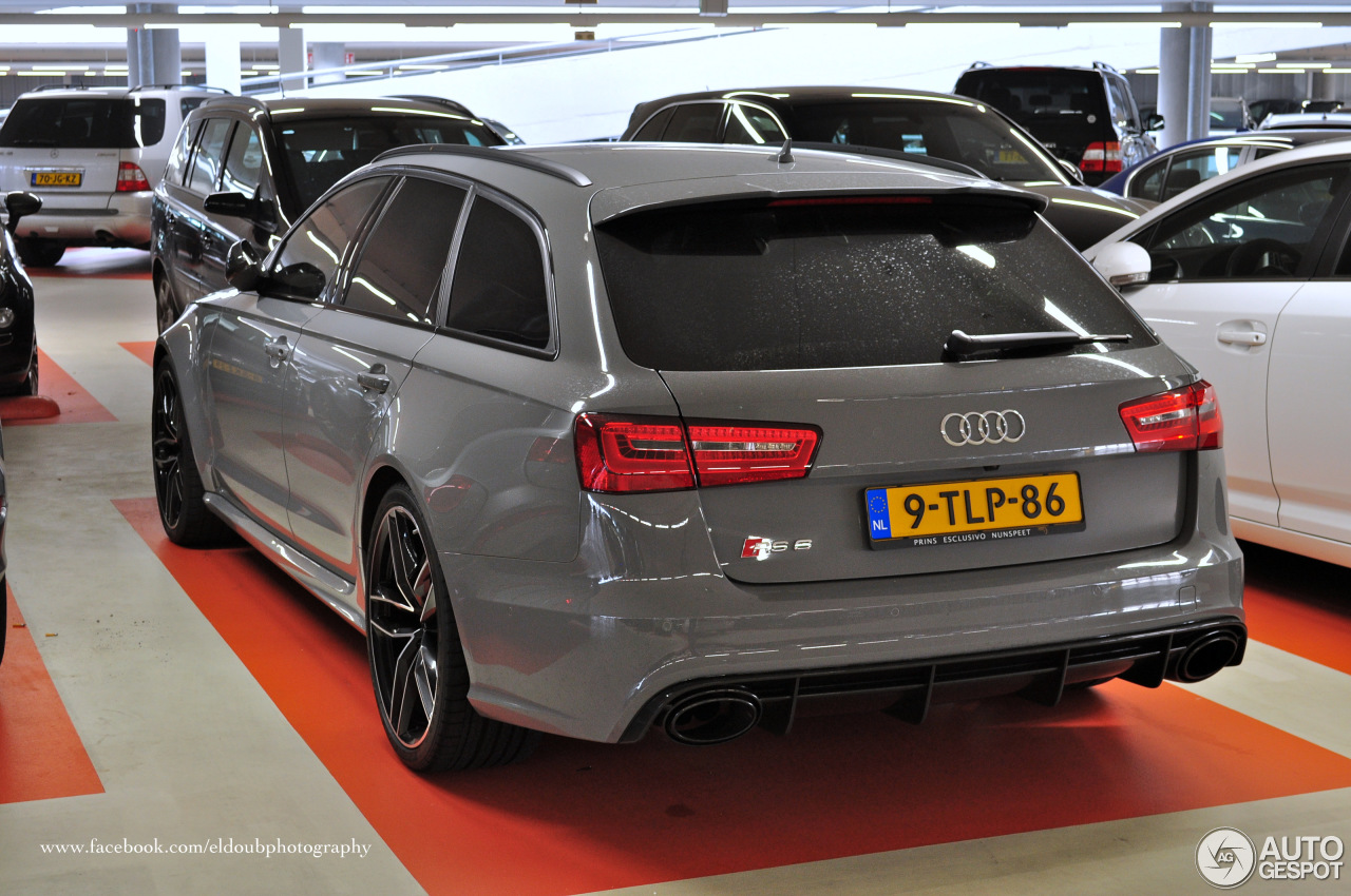 Audi rs6 price new