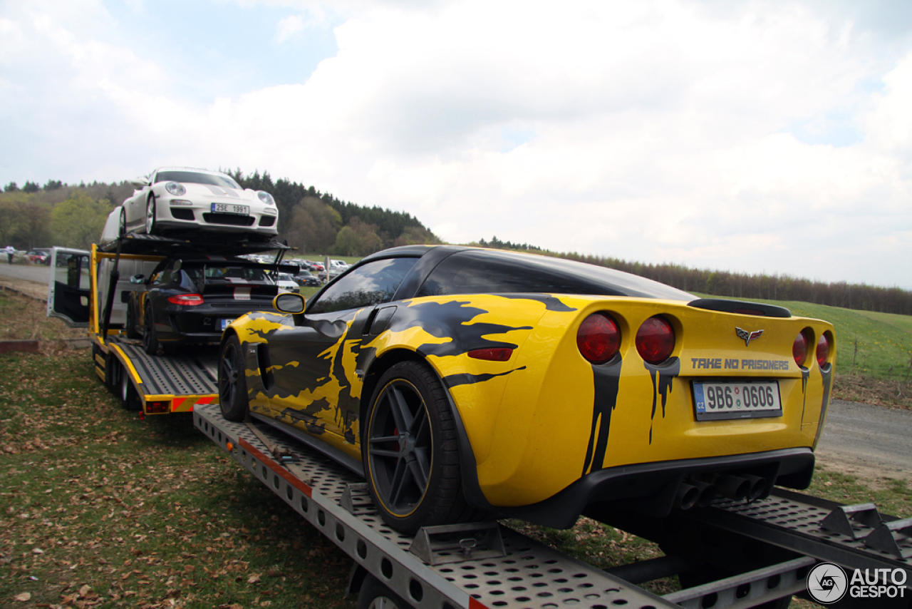 Chevrolet Corvette C6 Z06 - 20 April 2014 - Autogespot