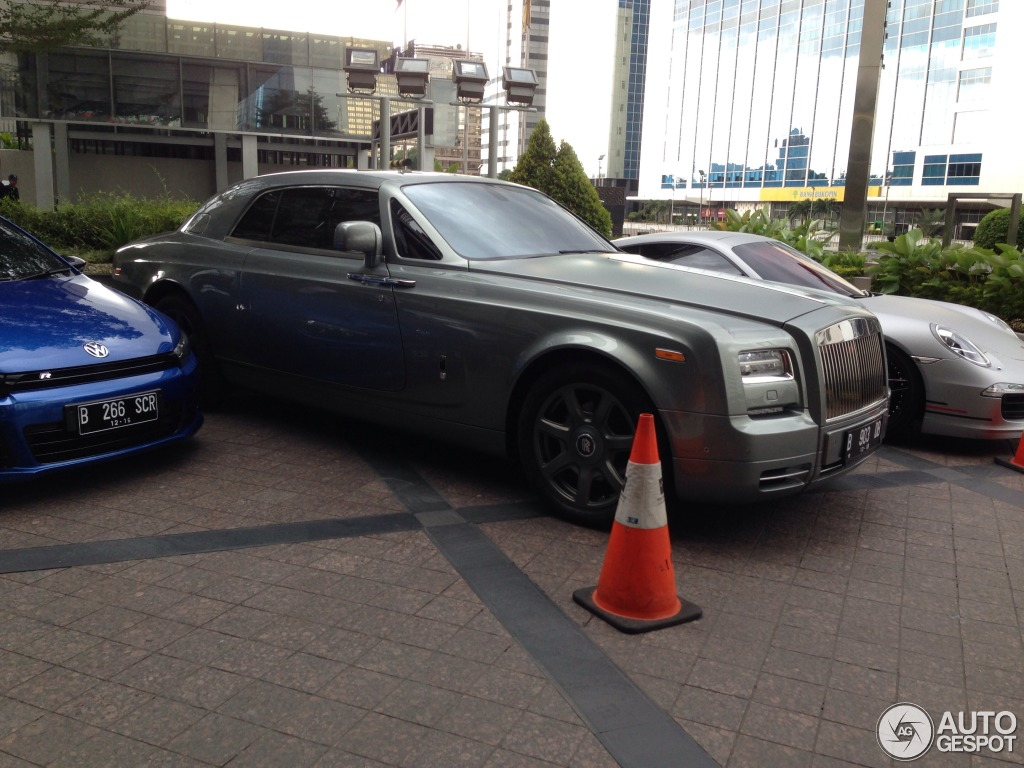 Rolls royce phantom coup series ii aviator collection 20 april 2014 autogespot
