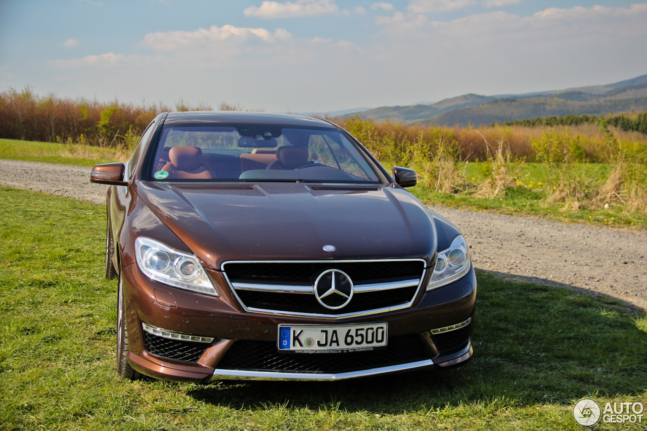 mercedes benz cl 65 amg c216 2011 21 april 2014 autogespot. Black Bedroom Furniture Sets. Home Design Ideas
