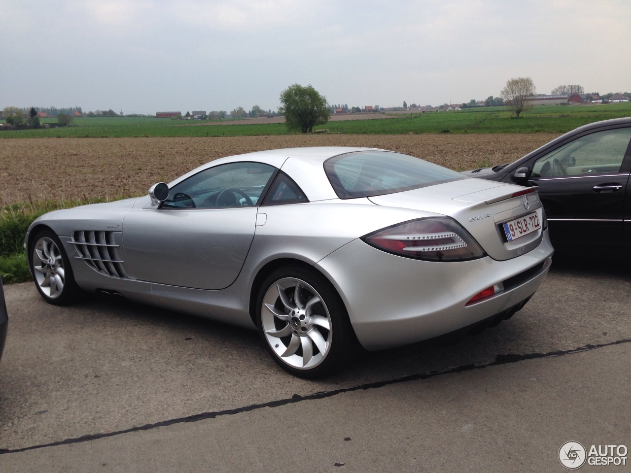 Mercedes slr mclaren 2014 the image kid for Mercedes benz slr