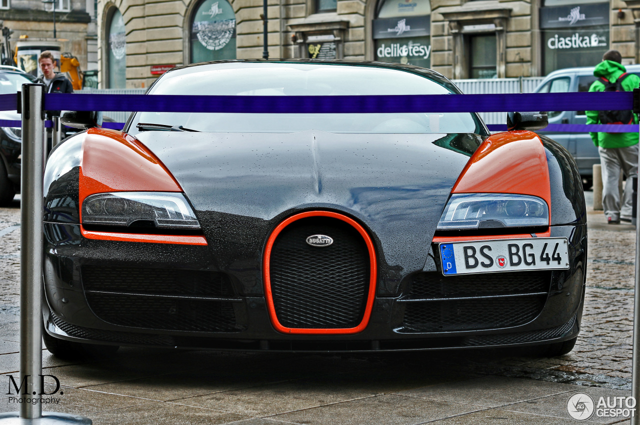 bugatti veyron 16 4 grand sport vitesse world record car edition 22 kwiecie 2014 autogespot. Black Bedroom Furniture Sets. Home Design Ideas