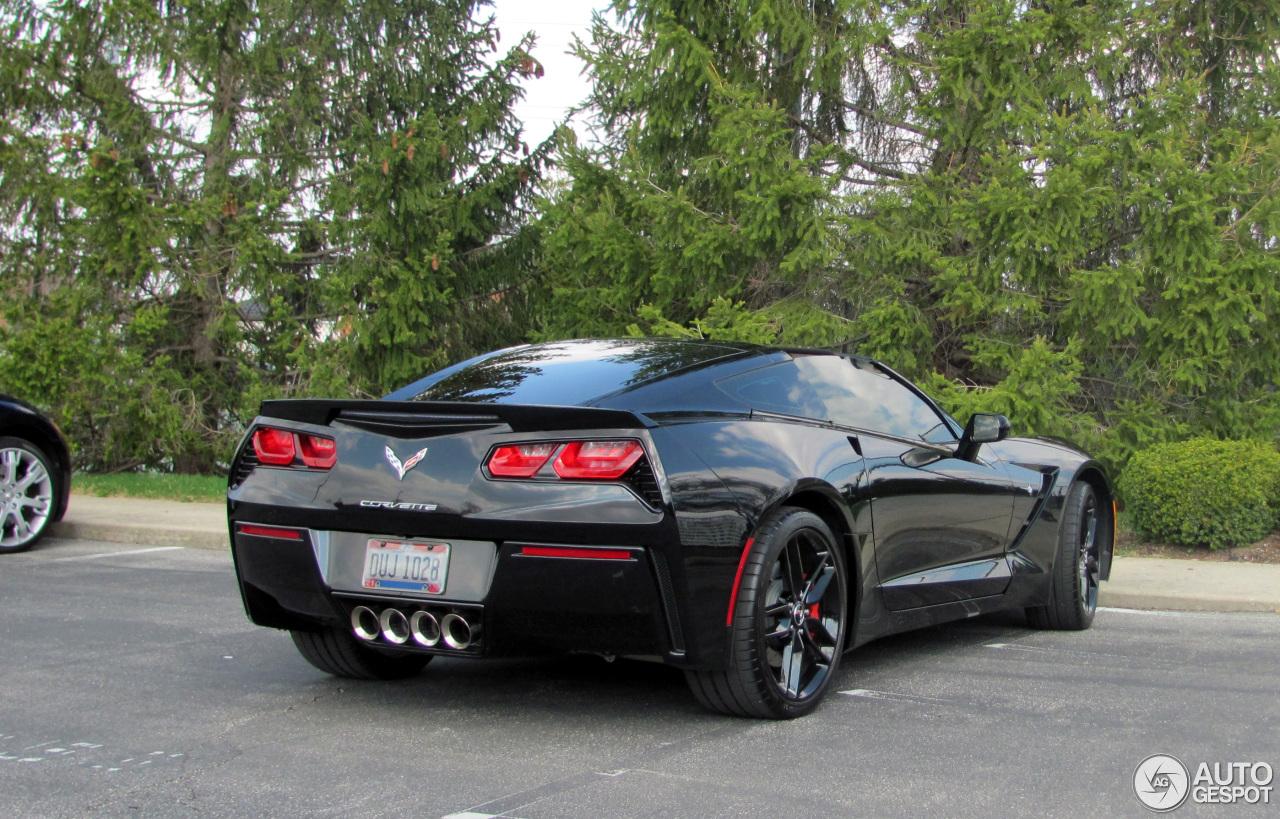 C7 Corvette For Sale >> Chevrolet Corvette C7 Stingray - 22 April 2014 - Autogespot