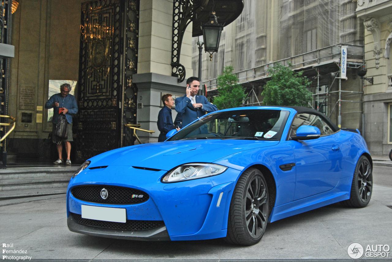 6 i jaguar xkr s convertible 2012 6