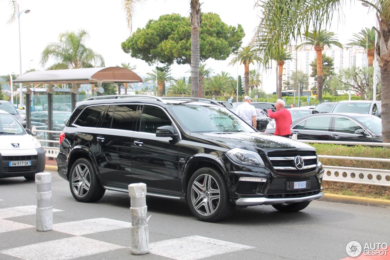 Mercedes benz gl 63 amg x166 26 april 2014 autogespot for Mercedes benz gls 2014