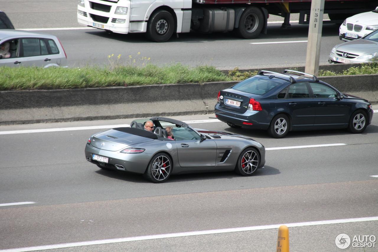 Sls Amg Roadster gt Sls Amg gt Roadster Final