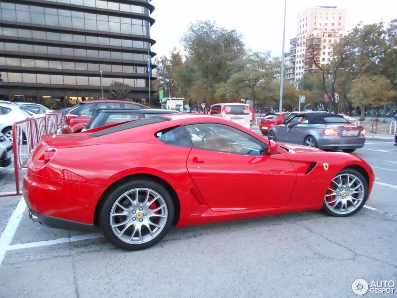 Ferrari 599 GTB Fiorano - 27 April 2014 - Autogespot