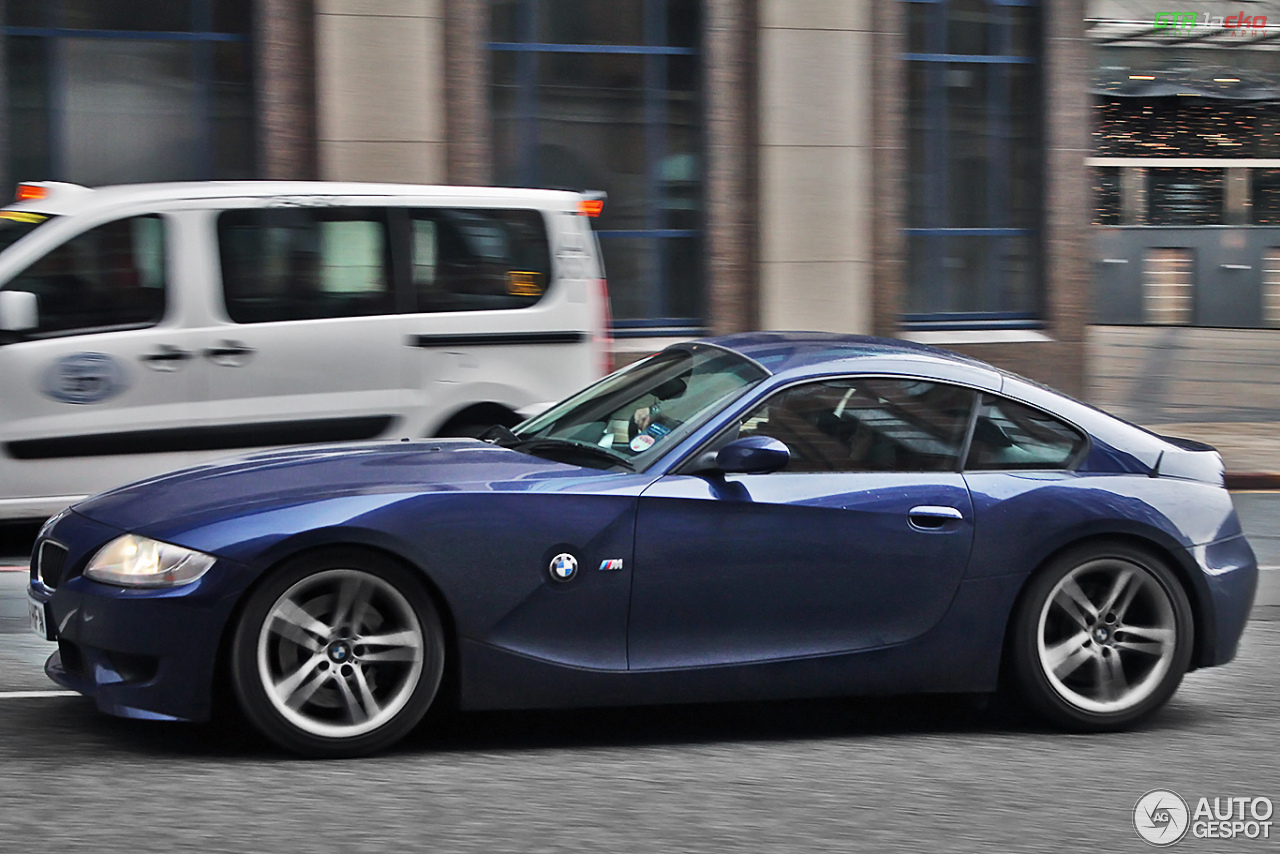 Bmw Z4 M Coup 233 28 April 2014 Autogespot