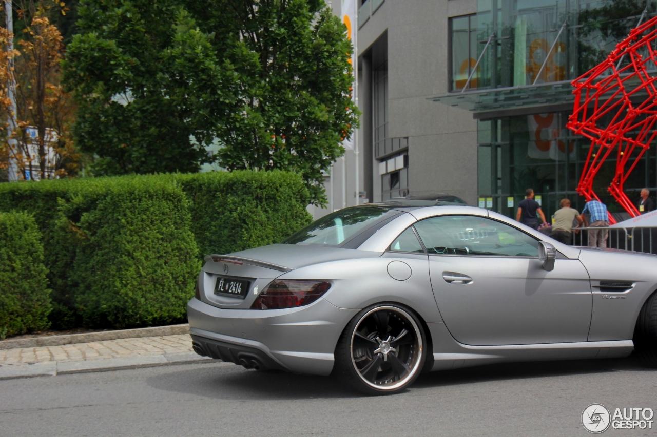 Mercedes benz slk 55 amg r172 28 april 2014 autogespot for 2014 mercedes benz slk350