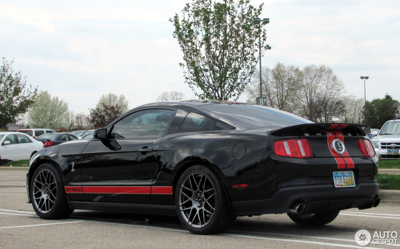 ford mustang shelby gt500 2011 29 april 2014 autogespot. Black Bedroom Furniture Sets. Home Design Ideas