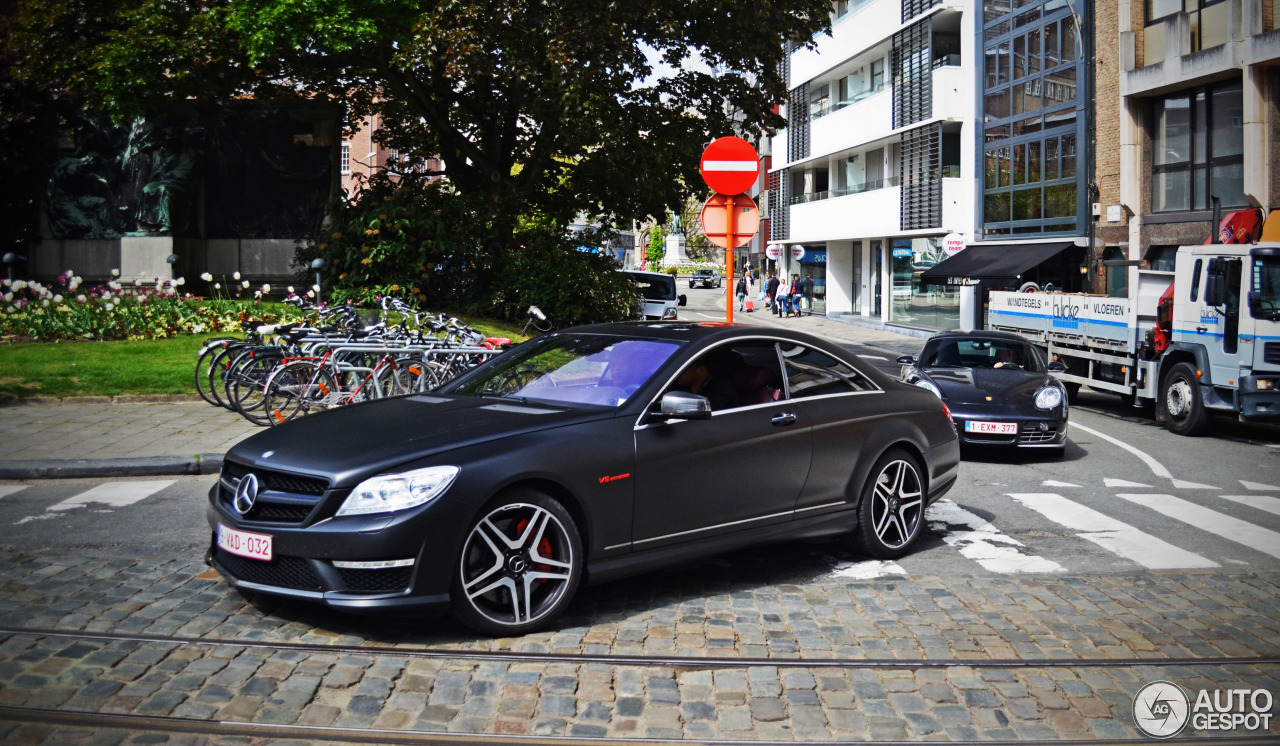 mercedes benz cl 63 amg c216 2011 29 april 2014 autogespot. Black Bedroom Furniture Sets. Home Design Ideas