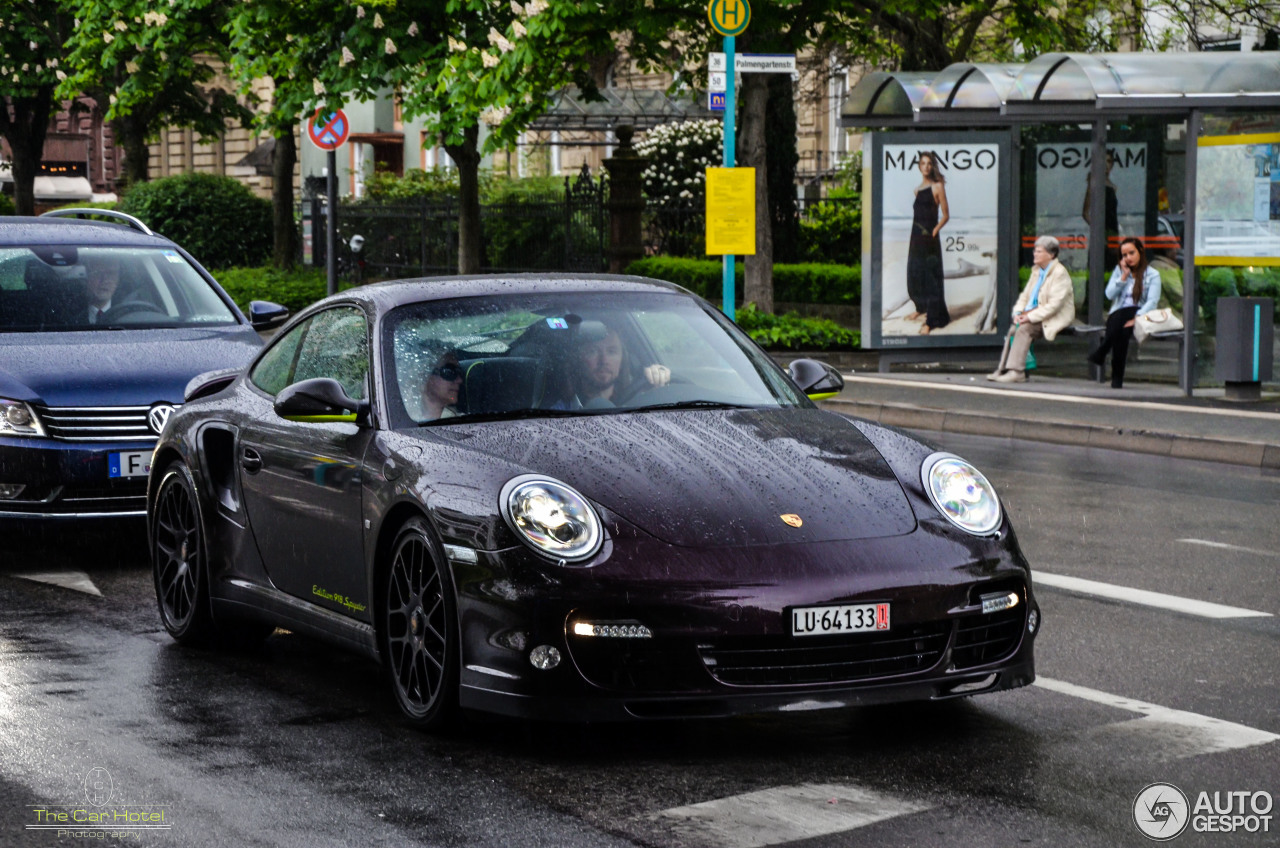porsche 997 turbo s 918 spyder edition 29 april 2014 autogespot. Black Bedroom Furniture Sets. Home Design Ideas