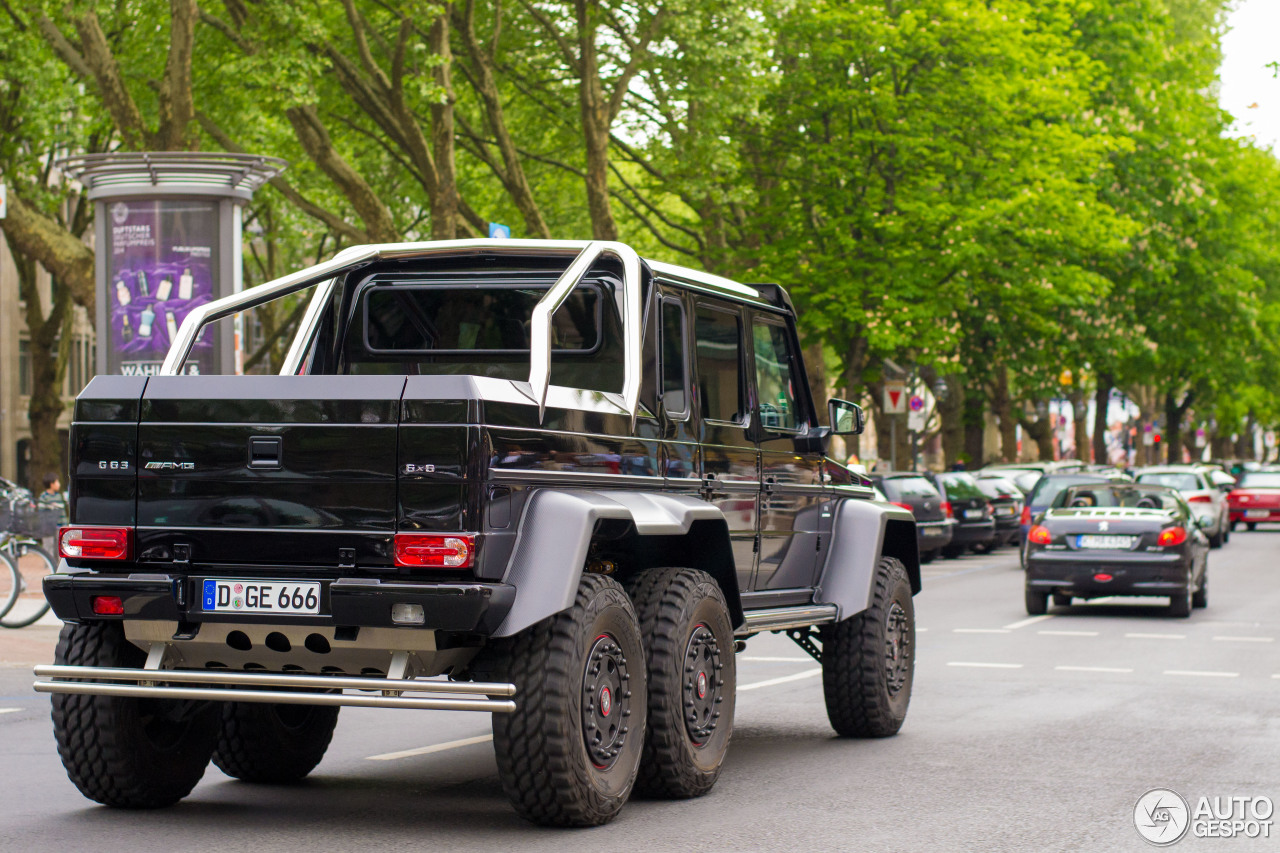 mercedes benz g 63 amg 6x6 30 april 2014 autogespot. Black Bedroom Furniture Sets. Home Design Ideas