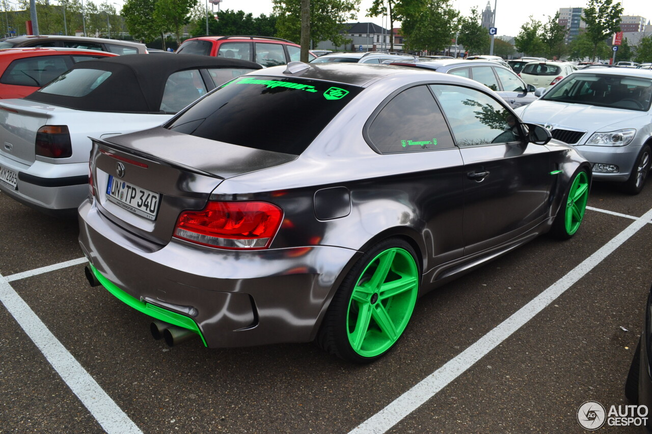 Bmw Tuning Pur 1 Series M Coup 233 1 Mei 2014 Autogespot