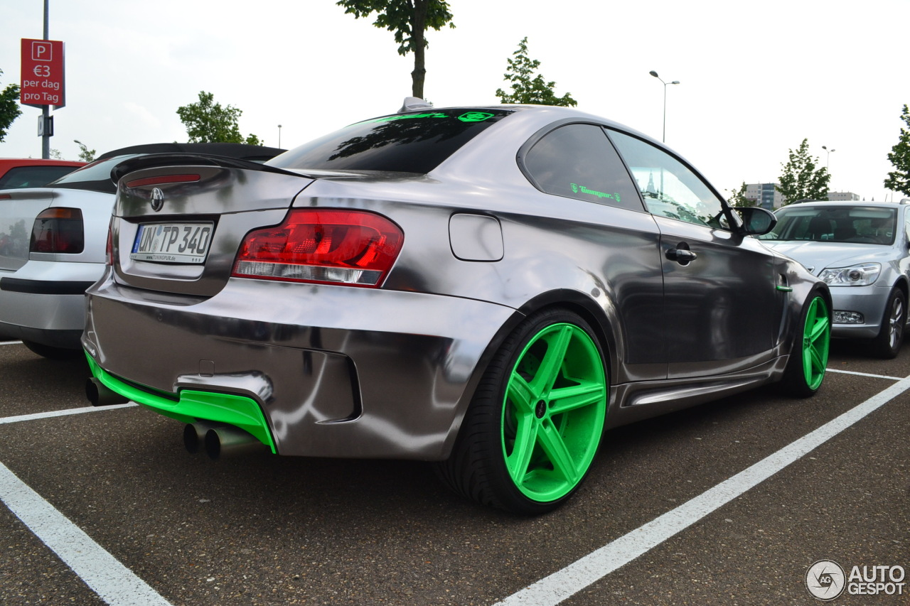 Bmw Tuning Pur 1 Series M Coup 233 1 May 2014 Autogespot