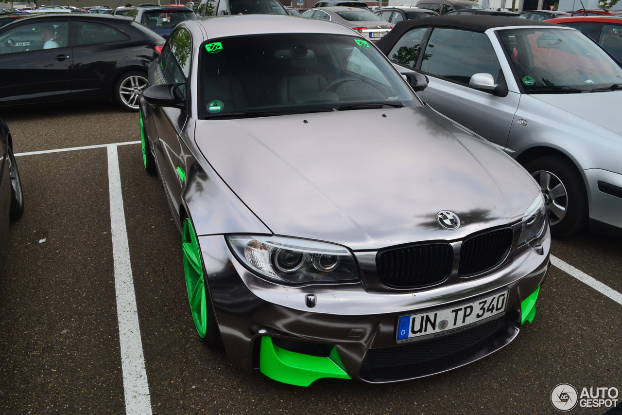 BMW Tuning Pur 1 Series M Coupé - 1 May 2014 - Autogespot