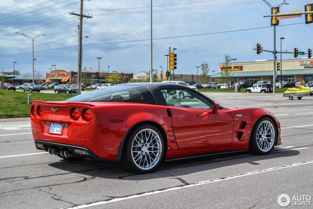 Chevrolet Corvette Zr1 1 May 2014 Autogespot