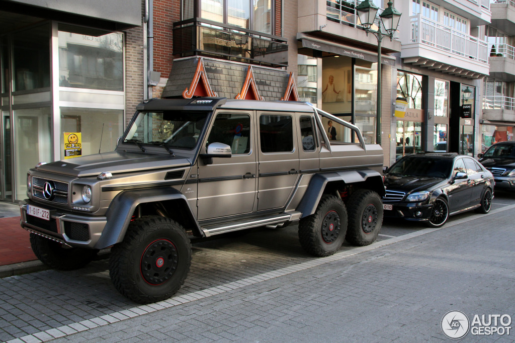 mercedes benz g 63 amg 6x6 1 may 2014 autogespot. Black Bedroom Furniture Sets. Home Design Ideas