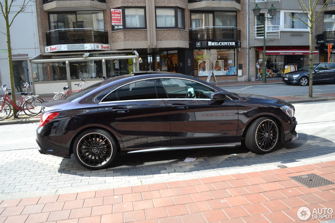 mercedes benz cla 45 amg c117 3 mai 2014 autogespot. Black Bedroom Furniture Sets. Home Design Ideas