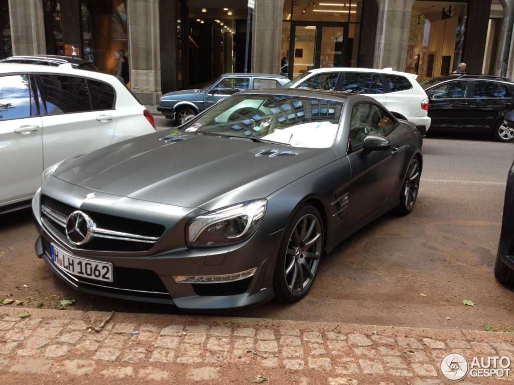 Image gallery 2014 sl65 45th for Mercedes benz sl65 for sale