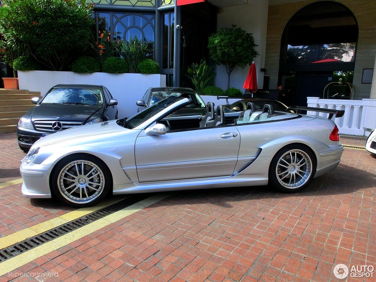 Mercedes Benz Clk Dtm Amg Cabriolet 4 May 2014 Autogespot