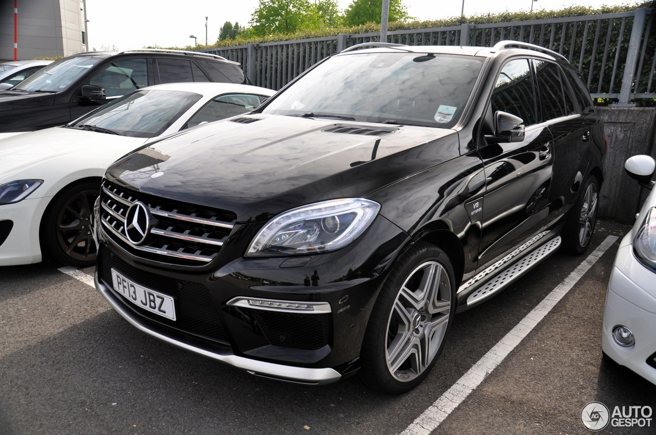 Mercedes Benz Ml 63 Amg W166 4 188 208 217 2014 Autogespot