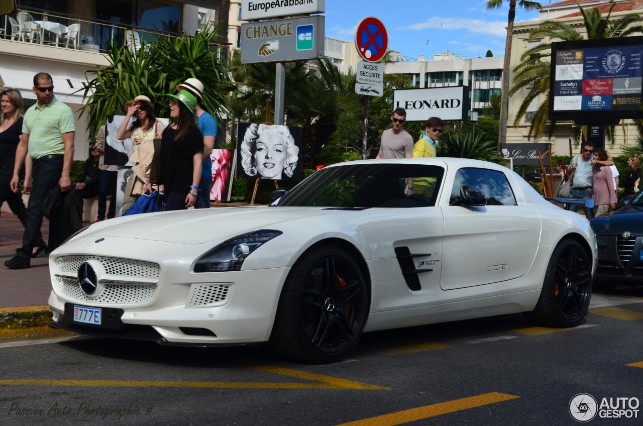 MercedesBenz SLS AMG Electric Drive  4 May 2014  Autogespot